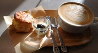 【浅草】feb's coffee & scone ほっこりカフェラテと絶品スコーン