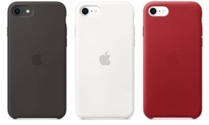 iPhone SE 3colors